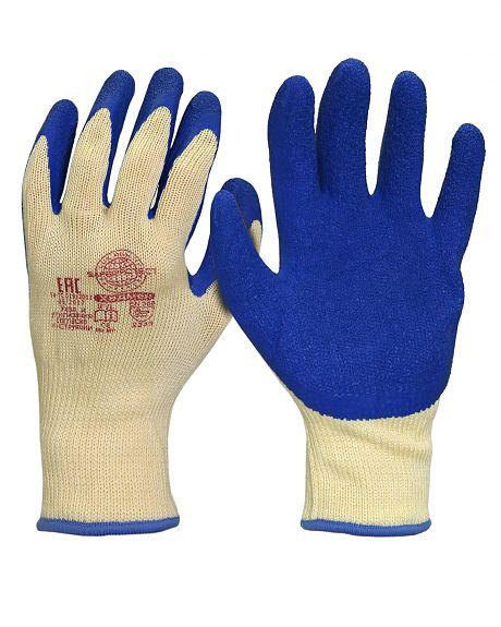 Перчатки трикотажные с губчатым покрытием ЦЕНА: 99.00