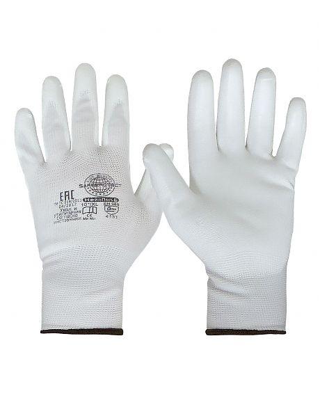Перчатки нейлоновые с полиуретановым покрытием ЦЕНА 57,00