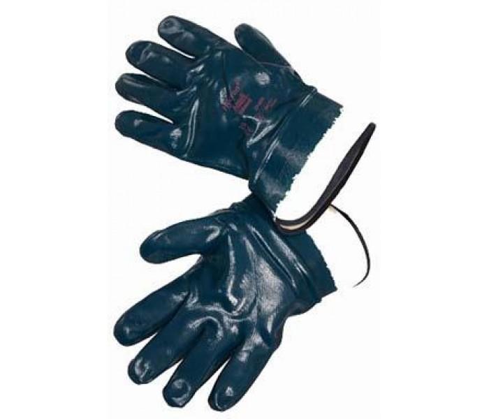 Перчатки «Нитр» (манжет крага) полный облив ЦЕНА 118,00