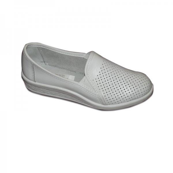 Туфли женские кожаные (подошва ПВХ) ЦЕНА: 1550.00