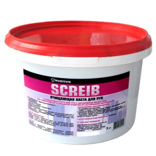 Паста очищающая «Entegra SKREIB» 1,2 кг. ЦЕНА: 310.00