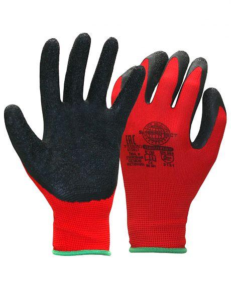 Перчатки нейлоновые с латексным покрытием ЦЕНА: 79.00