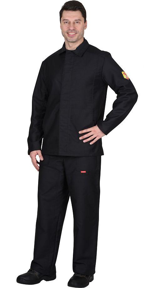 Костюм х/б огнезащитный: куртка, брюки (ткань молескин с ОП) ЦЕНА: 2960.00