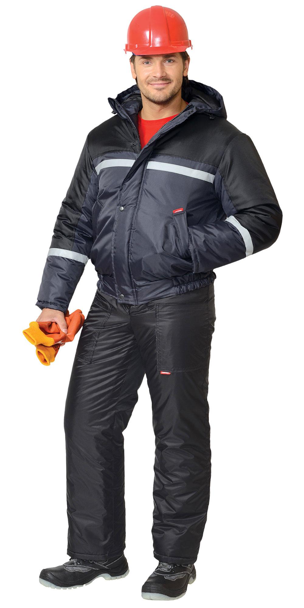 Куртка «гастарбайтер 3» утепленная укороченная ЦЕНА: 1460.00