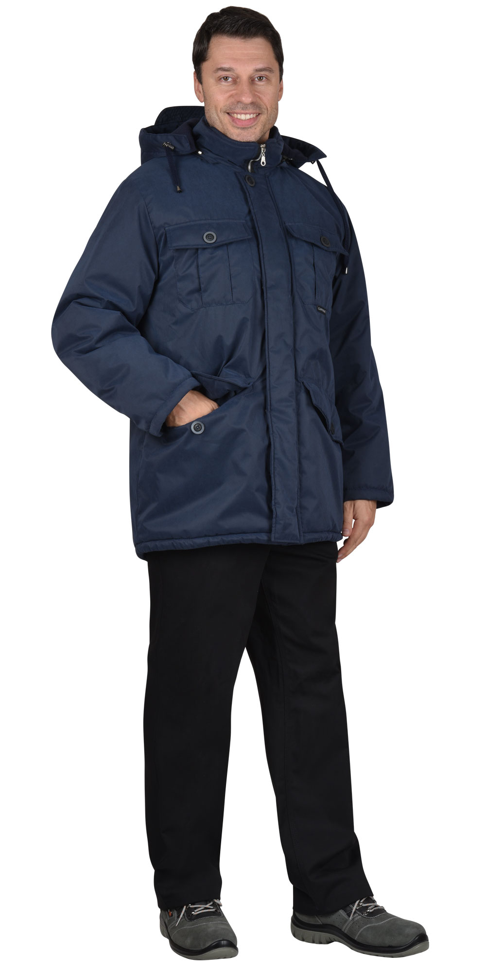 Куртка «Элит» утепленная мужская ЦЕНА: 2540.00