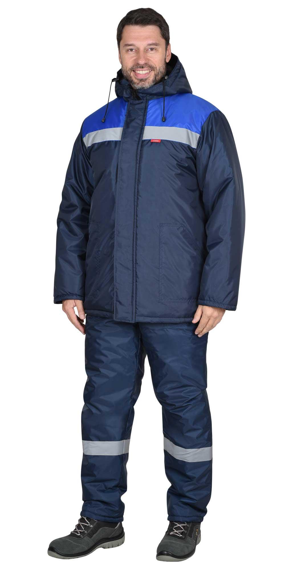 Куртка «Сезонная» зимняя тк. оксфорд ЦЕНА: 1400.00