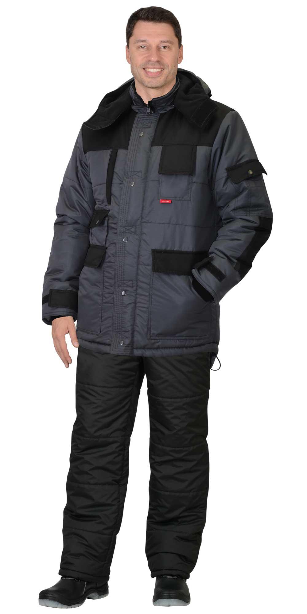 Куртка «5501» зимняя муж. ЦЕНА: 2840.00