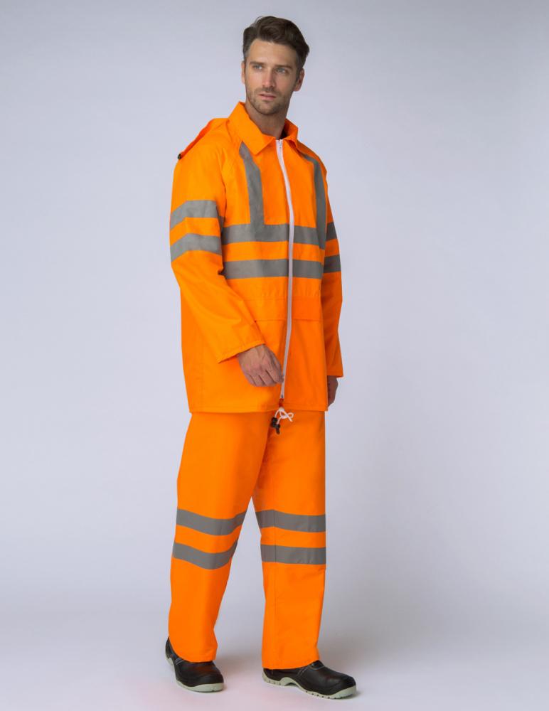 Костюм влагозащитный оранжевый с СОП ЦЕНА: 1390.00